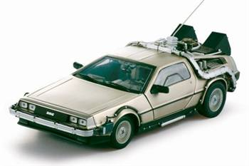 De Lorean Back To The Future Part I
