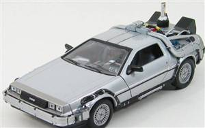 DE LOREAN - TIME MACHINE 2 - RITORNO AL FUTURO 2 - BACK TO THE FUTURE II