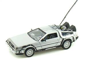 1981 Delorean Time Machine From Back to the Future I