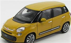 Fiat 500L welly