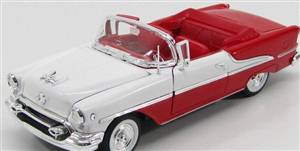 OLDSMOBILE - SUPER 88 1955 OPEN CABRIOLET