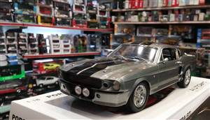 FORD - MUSTANG SHELBY GT500E 1967 - ELEANOR- FUORI IN 60 SECONDI