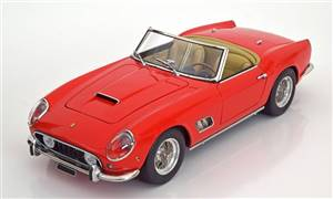 Ferrari 250 California SWB 1960 red