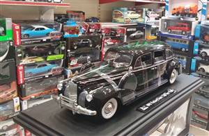 Packard Super Eight One-Eighty The Godfather 1941 black