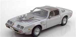 Pontiac Firebird Trans Am Joe Dirt 1979 silver