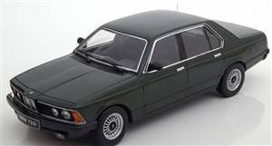 BMW 733i E23 1977 darkgreen-metallic Limited Edition 1000 pcs.