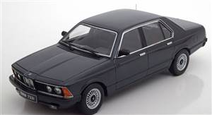 BMW 733i E23 1977 black-metallic Limited Edition 1000 pcs