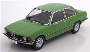 BMW 318i E21 1975 green Limited Edition 1000 pcs.