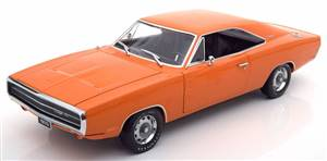 Dodge Charger 500 1970 orange Limited Edition