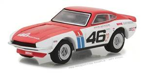 1970 Datsun 240Z - #46 Brock Racing Enterprises (BRE) - John Morton