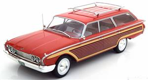 Ford Country Squire with wood look
