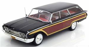 Ford Country Squire black