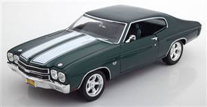 Chevrolet Chevell SS 396 from the movie John Wick 1970