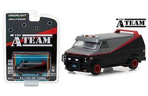 GMC Vandura 1983  The A-Team (1983-87 TV Series)