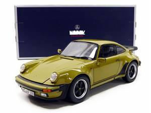 PORSCHE - 911 930 TURBO 3.3L COUPE 1987