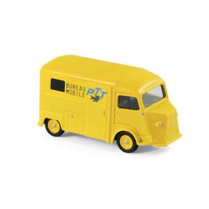 CITROEN - TYPE HY VAN BUREAU MOBILE PTT POST 1969