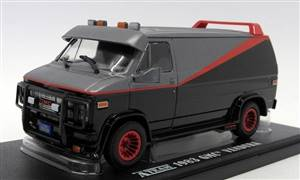 1983 GMC Vandura - The A-Team (TV Series, 1983-87)