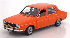 Renault 12 TS 1973 orange