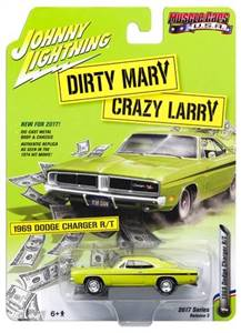 Dirty Mary Crazy Larry 1969 Dodge Charger R/T