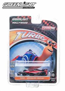 Turbo (2013) - 2013 Andrenalode Dallara IndyCar - Packaging