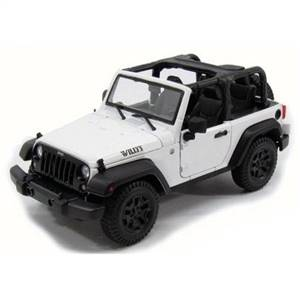 Jeep Wrangler Topless