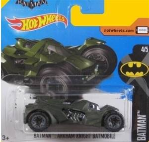 the batman arkham knight batmobile 1/64 hotwheels