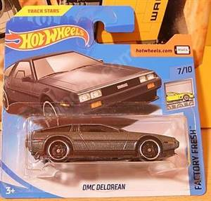 dmc delorean de lorean