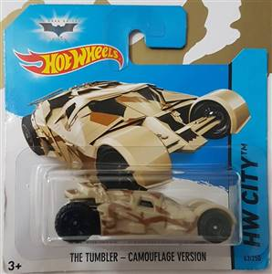 the batman tumbler camouflage version