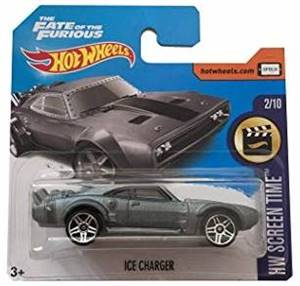 ice charger the hate of the furious fast