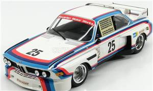 BMW - 3.0 CSL COUPE TEAM BMW MOTORSPORT N 25 WINNER 12h SEBRING 1975 B.REDMAN - A.MOFFAT - S.POSEY - H.J.STUCK