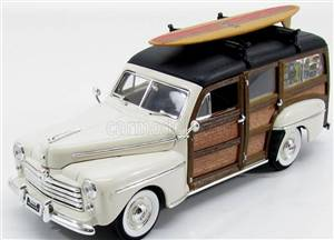 FORD USA - WOODY STATION WAGON 1948