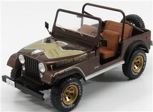 JEEP - CJ-7 GOLDEN EAGLE 1976